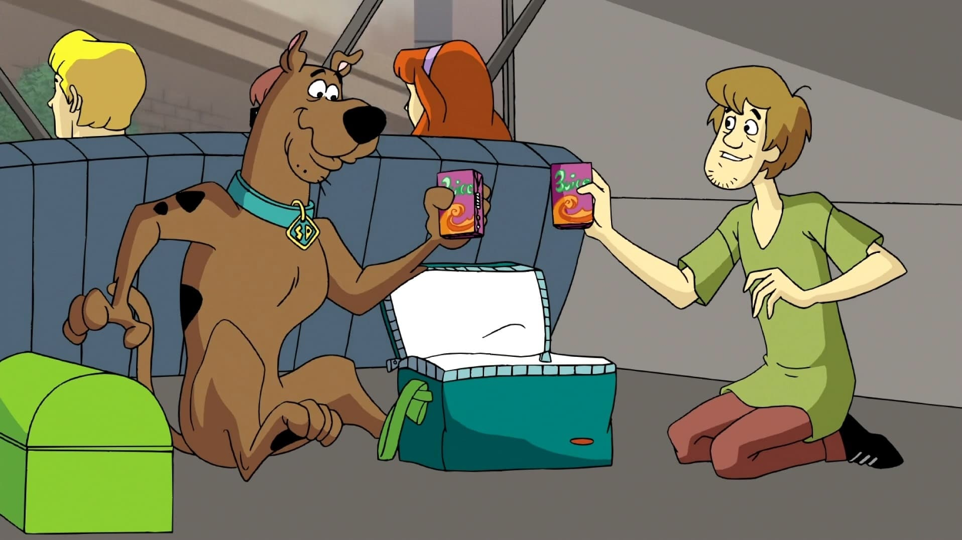 What's New, Scooby-Doo? Season 3 :Episode 5  Ready To Scare