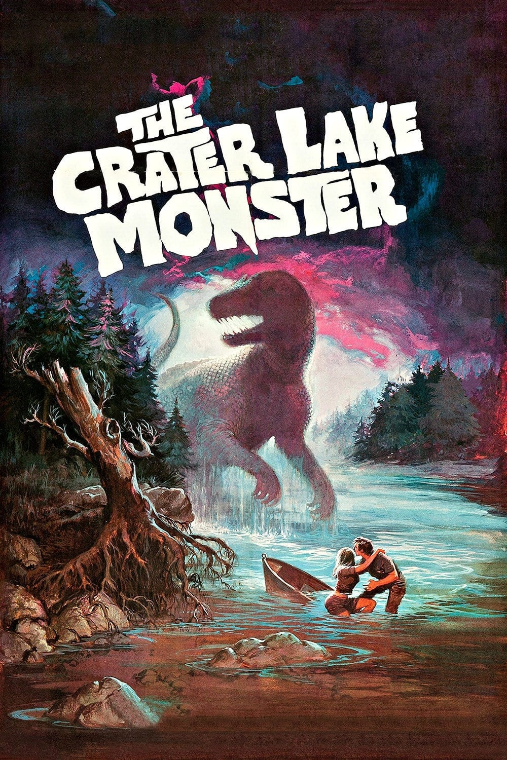 The Crater Lake Monster on FREECABLE TV