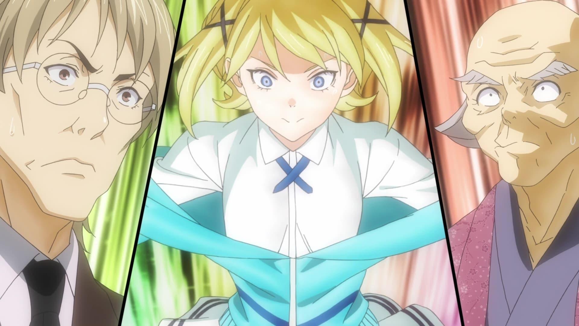 Food Wars! Shokugeki no Soma Season 5 :Episode 5  Convenience Store Brawl