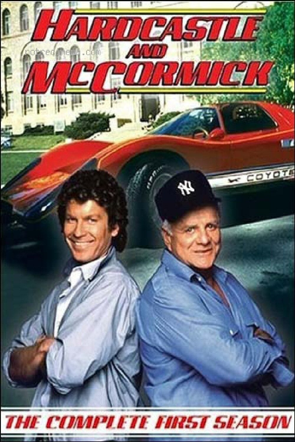 Hardcastle and McCormick Season 1