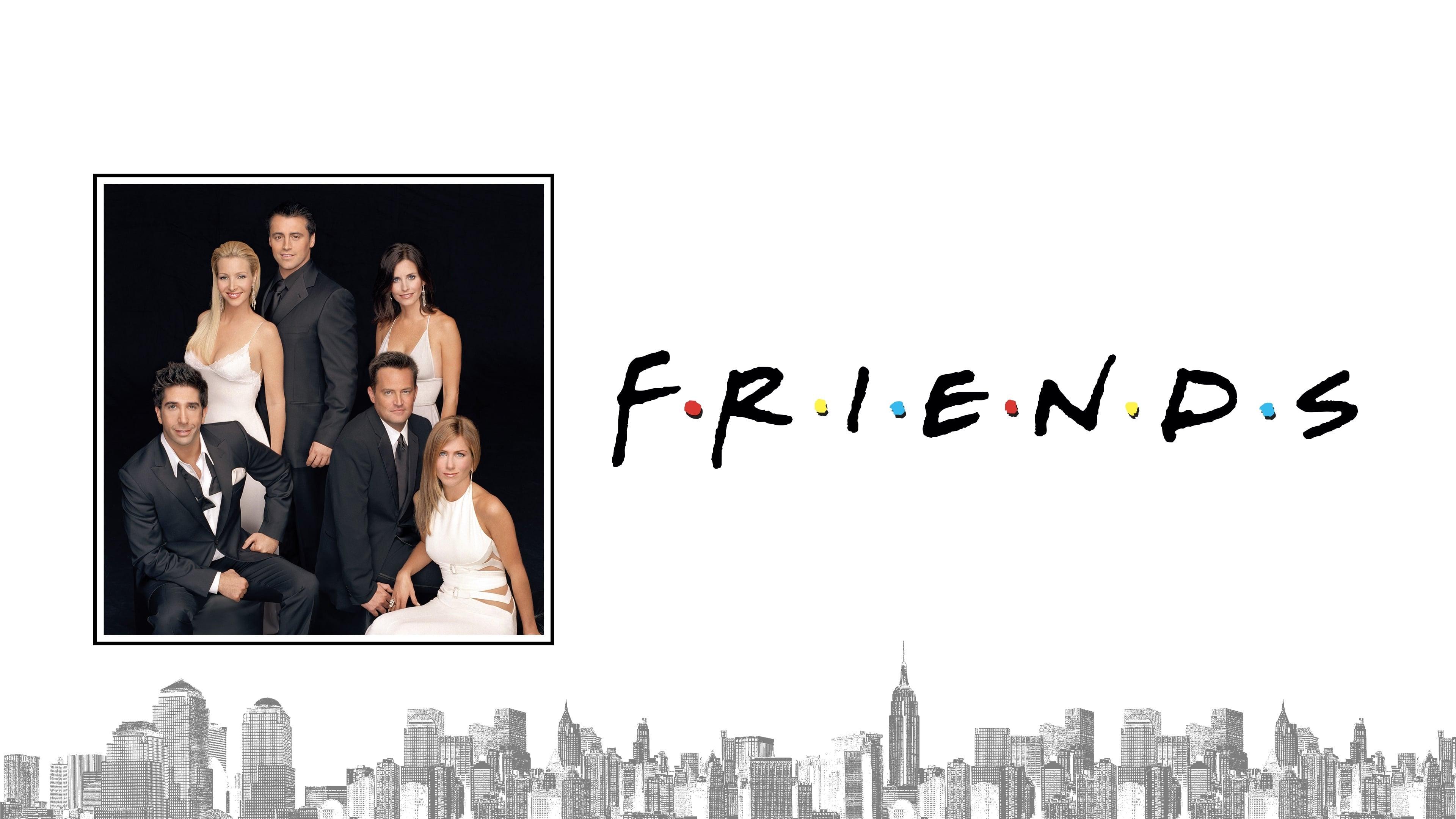 Maak kans op de complete serie van Friends
