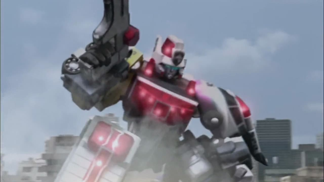 Super Sentai Season 28 :Episode 2  Robo Impact