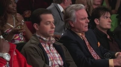 Two and a Half Men Season 4 :Episode 24  Teddy ist unser Daddy