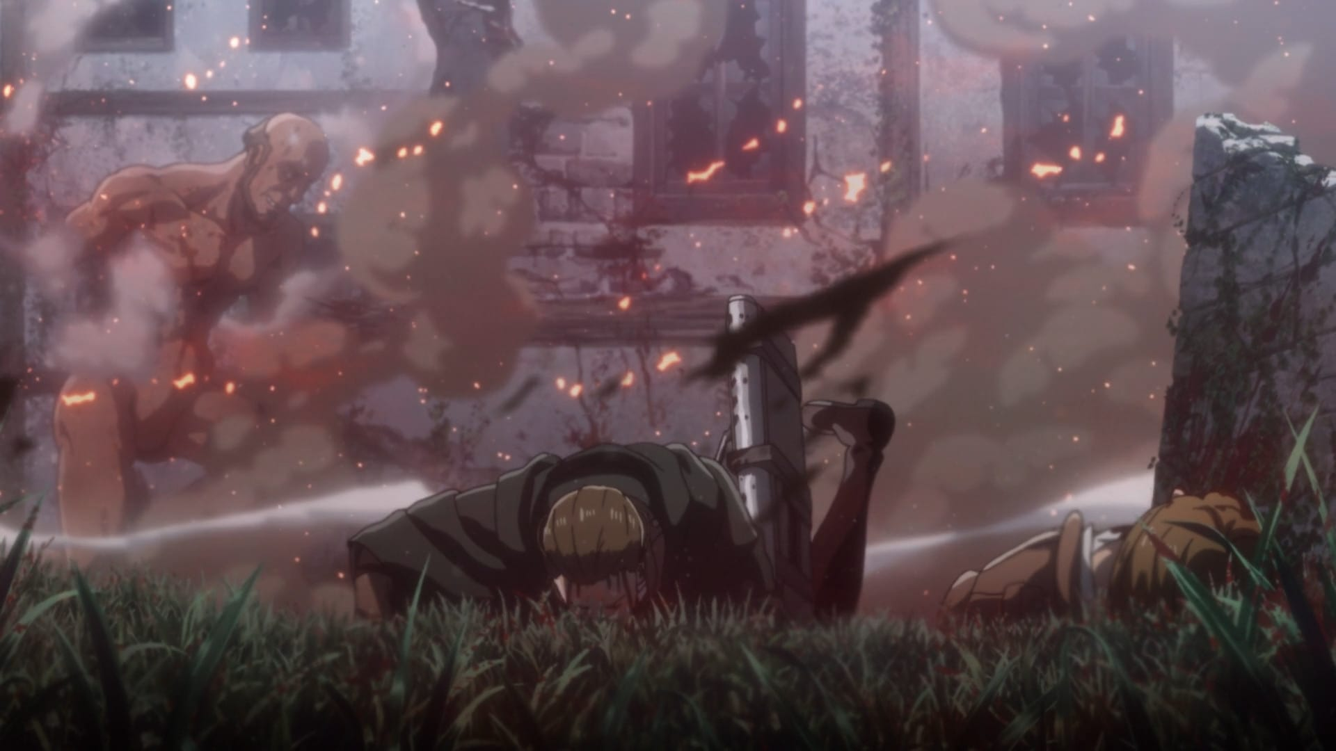 Attack on Titan Season 3 :Episode 16  Perfect Game