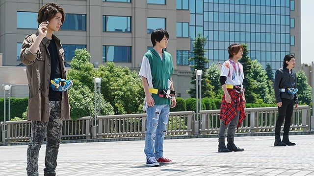 Kamen Rider Season 28 :Episode 46  Vow to Be the One