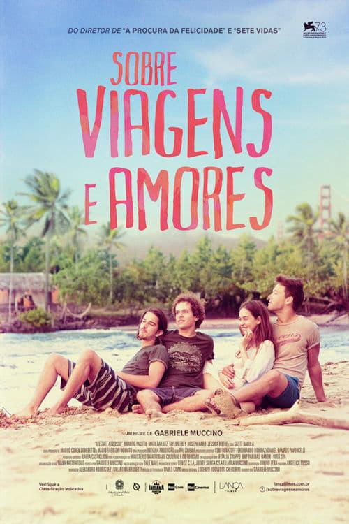Sobre Viagens e Amores – Dublado (2016)