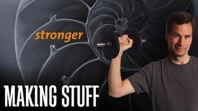 NOVA Season 38 :Episode 9  Making Stuff:  Stronger