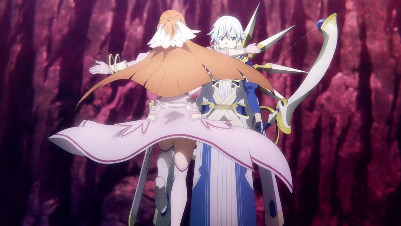 Sword Art Online: Alicization -War of Underworld-: Episodi 12