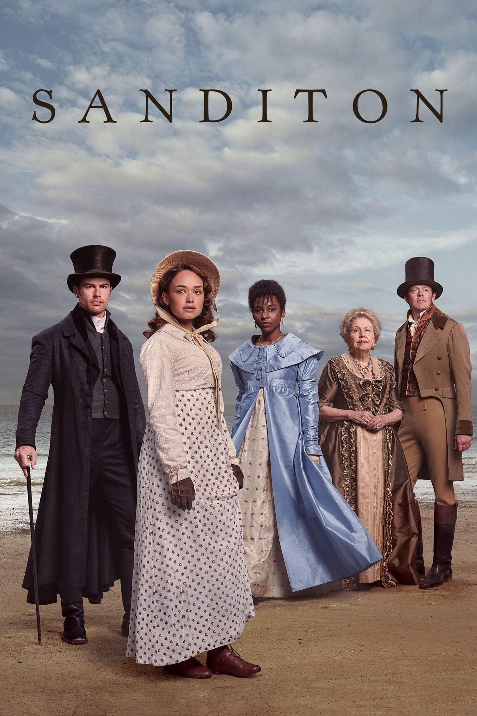 Sanditon TV Shows About Costume Drama