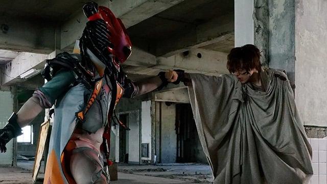Super Sentai Season 41 :Episode 20  Stinger VS Scorpio