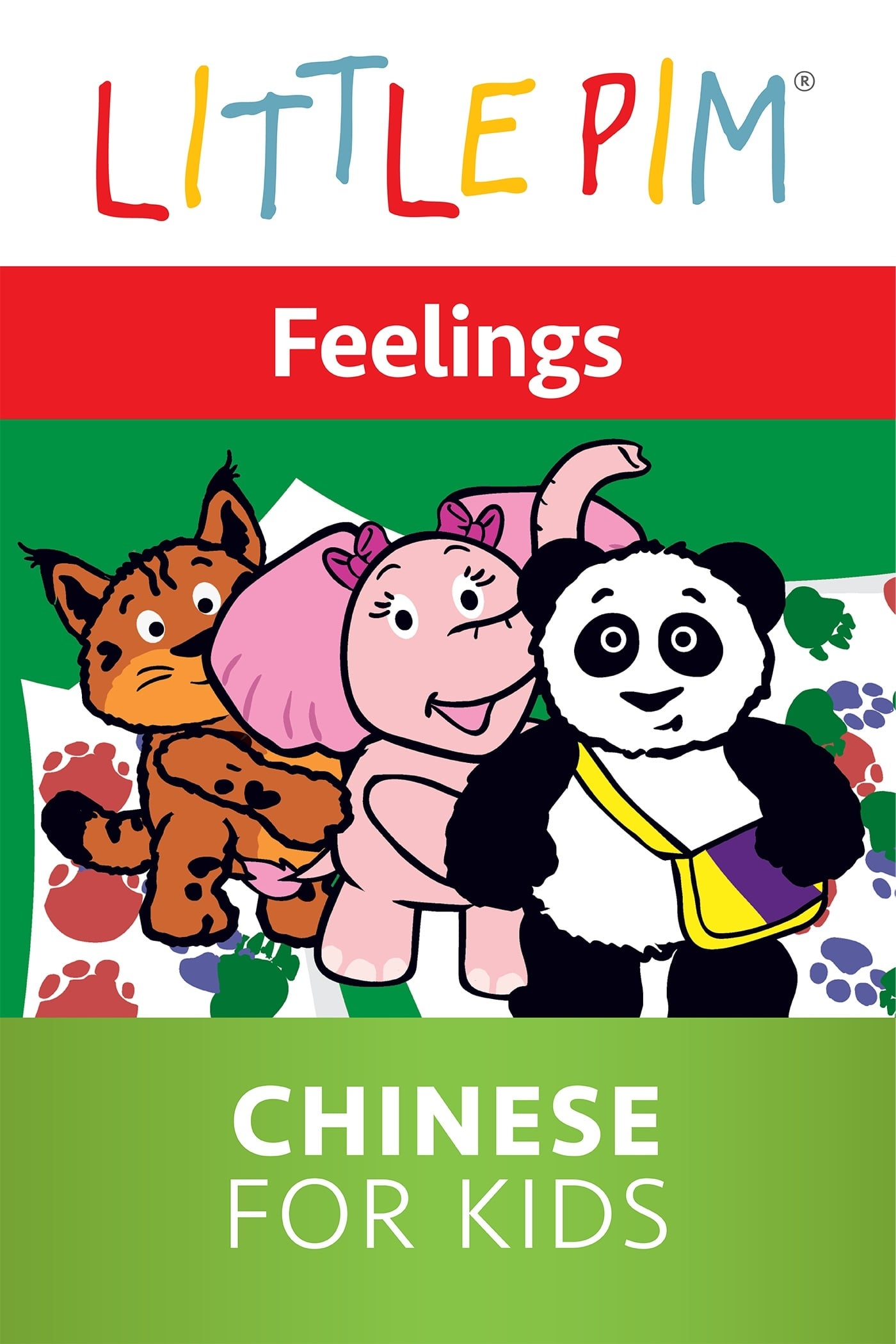 Little Pim: Feelings - Chinese for Kids on FREECABLE TV