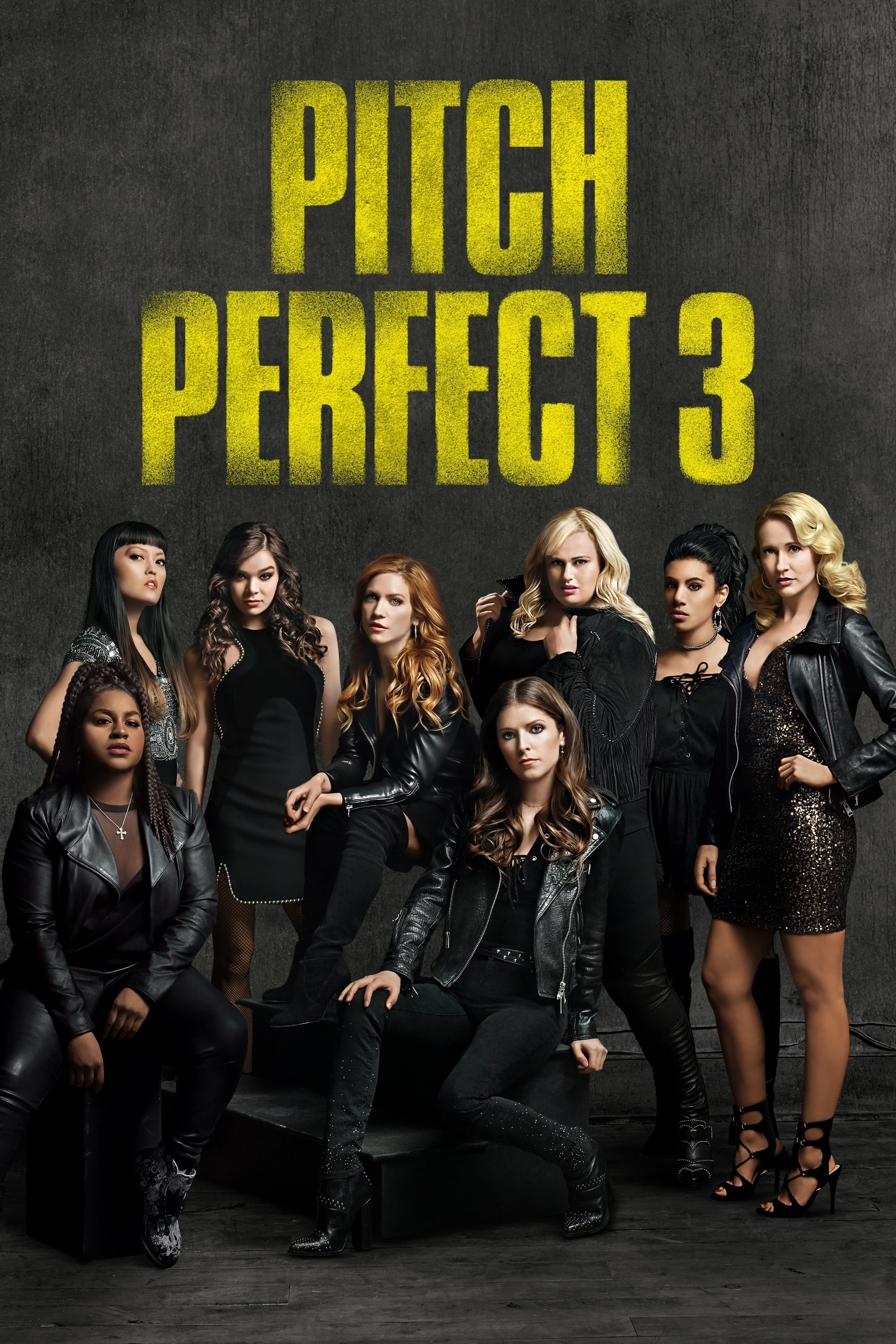 pitch perfect Pitch perfect 6,081,241 likes 29,638 talking about this pitch perfect 3 in theaters december 22, 2017.