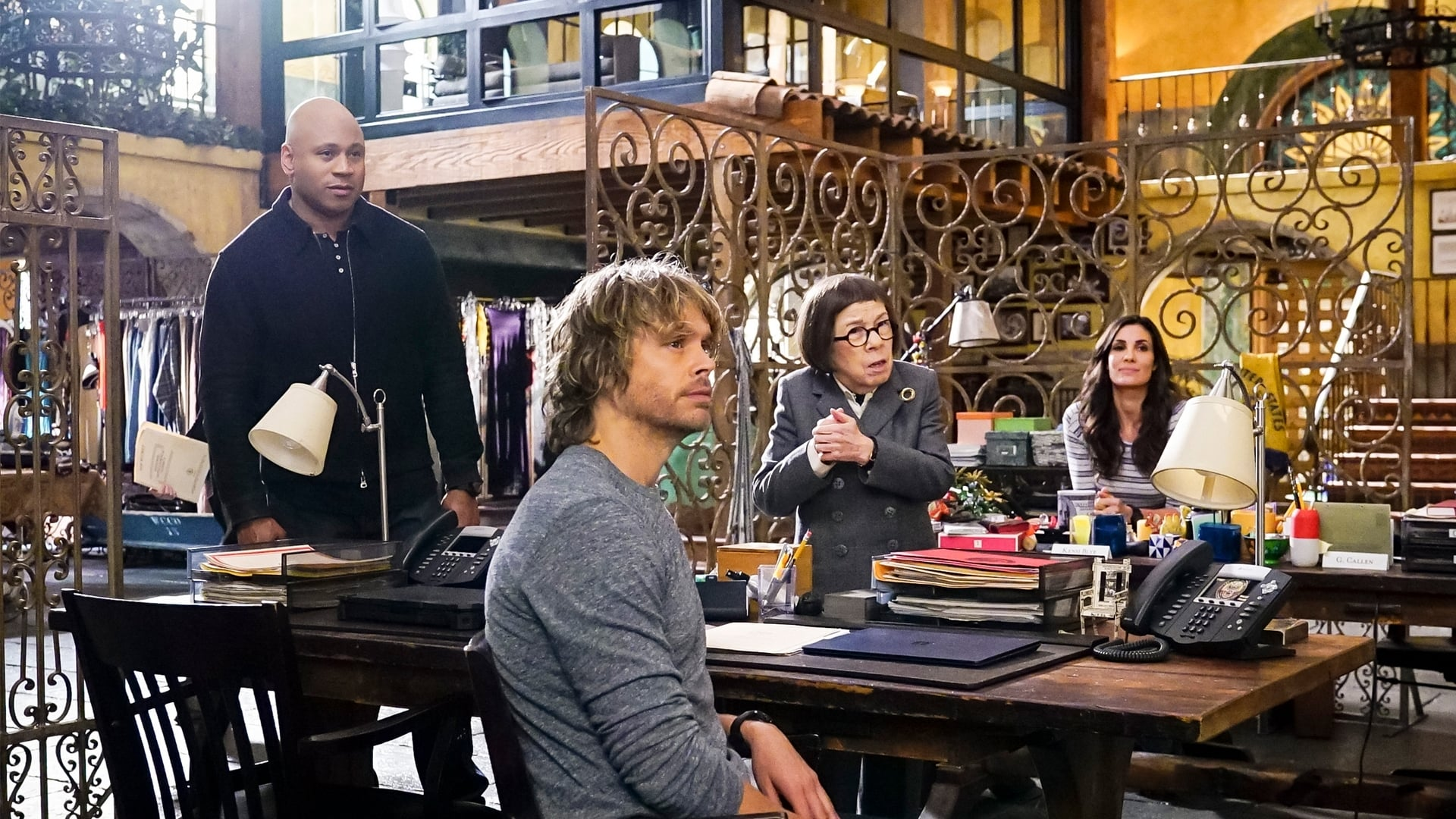 NCIS: Los Angeles Season 9 :Episode 18  Vendetta