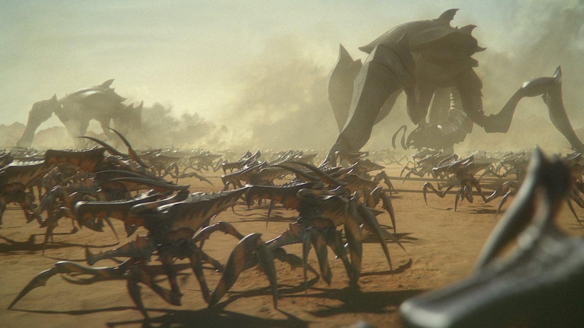 Starship Troopers 5: Traidor de Marte