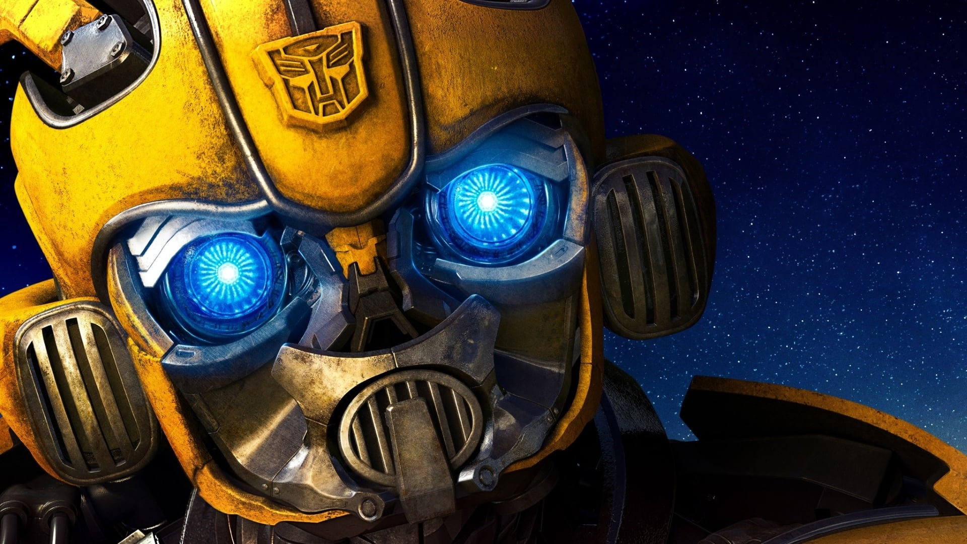 Backgrounds and walpapers Bumblebee