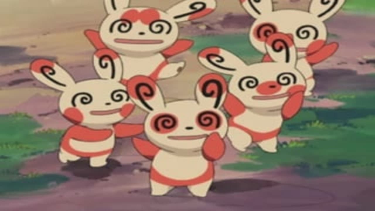 Pokémon - Season 7 Episode 17 : Going for a Spinda