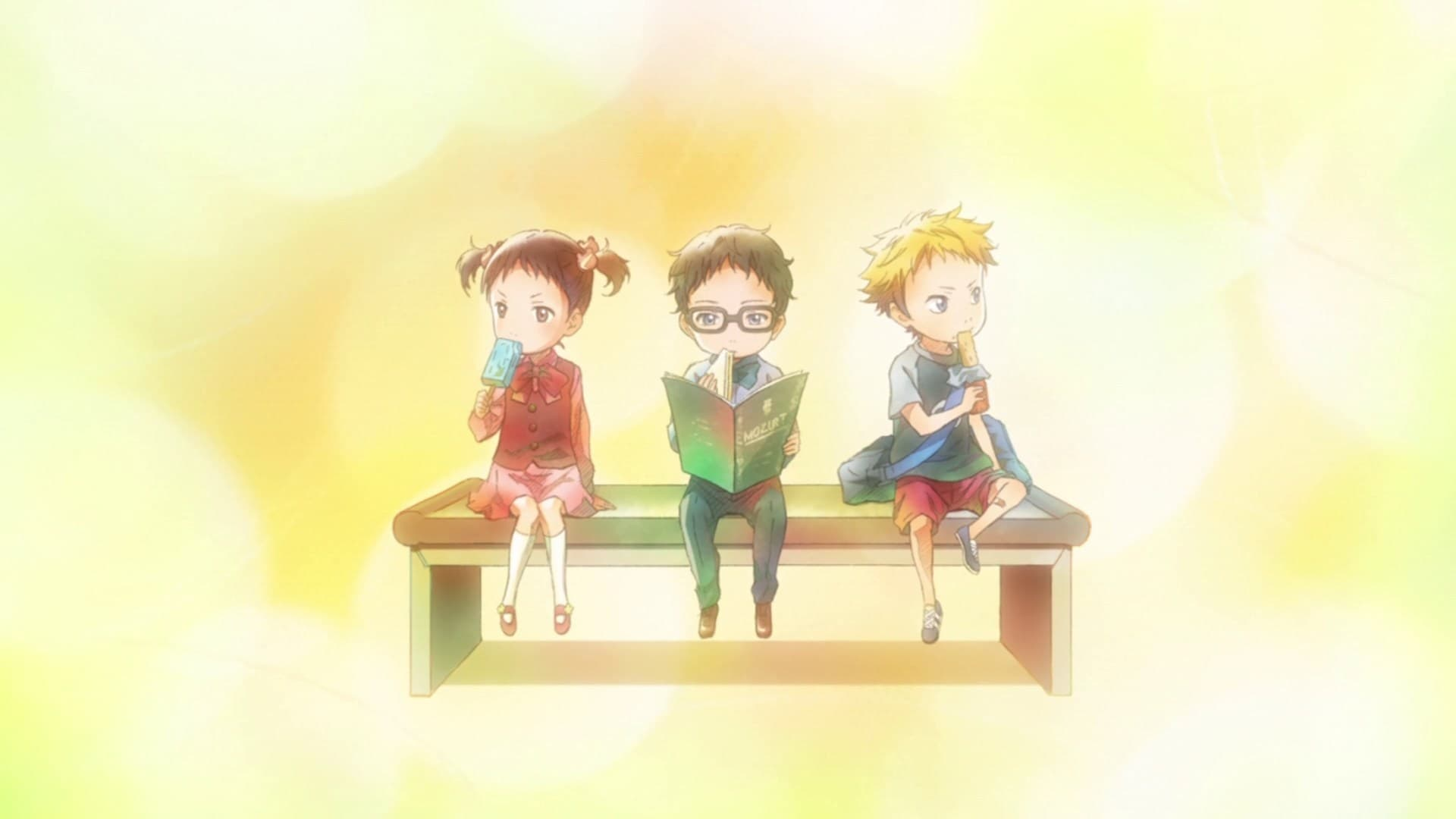 Your Lie in April - Season your Episode lie