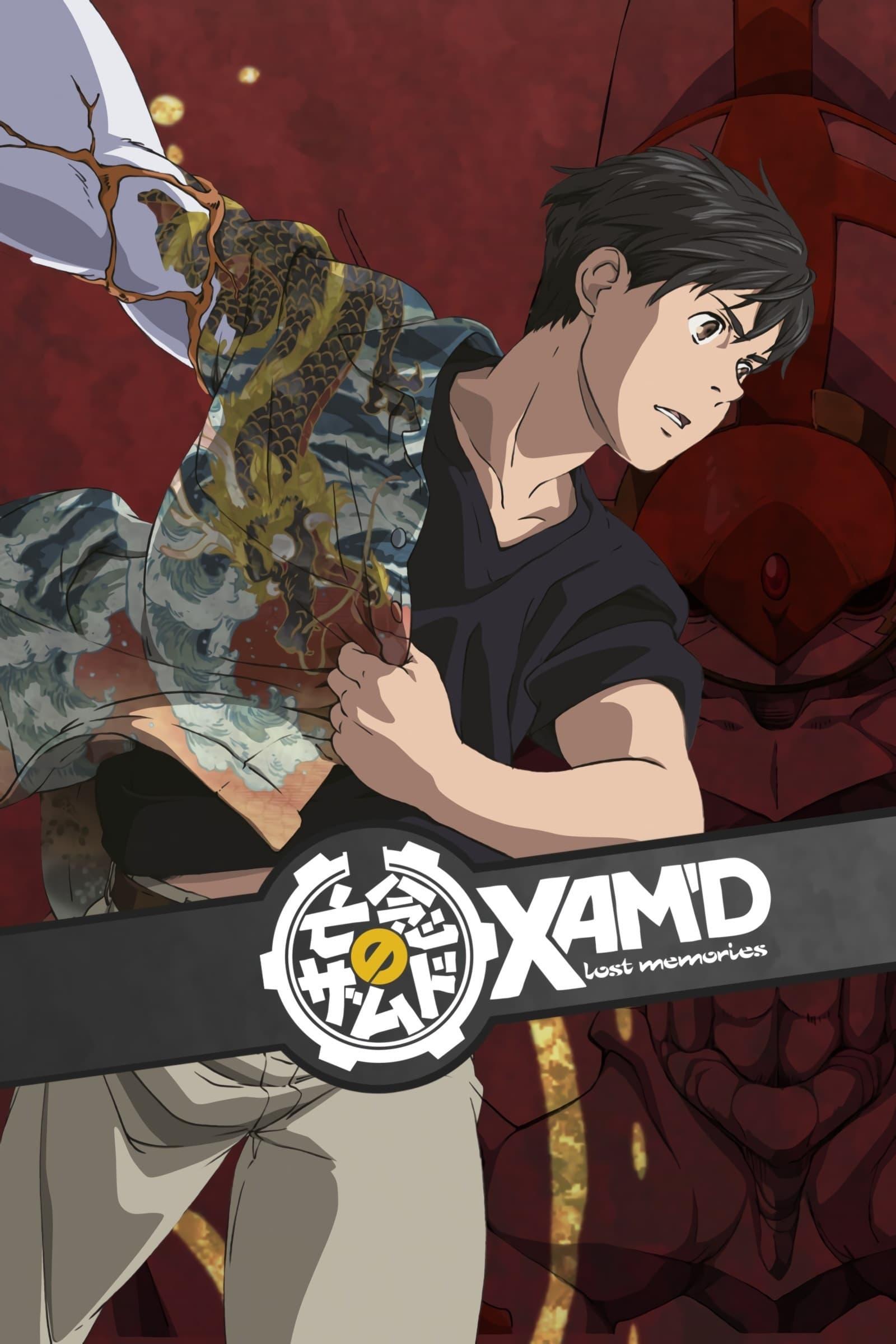 Xam'd: Lost Memories