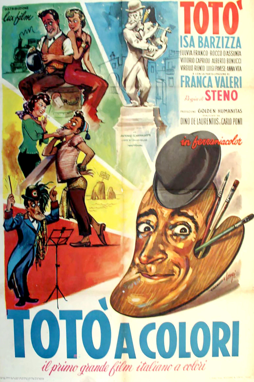 Totó in color (1952)