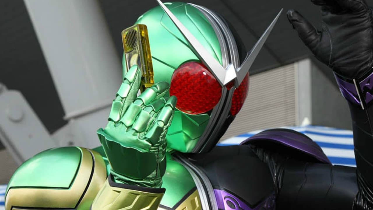 Kamen Rider Season 20 :Episode 1  The W Search/Two Detectives in One