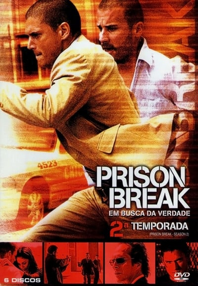 Prison Break 2° Temporada (2006) - Torrent