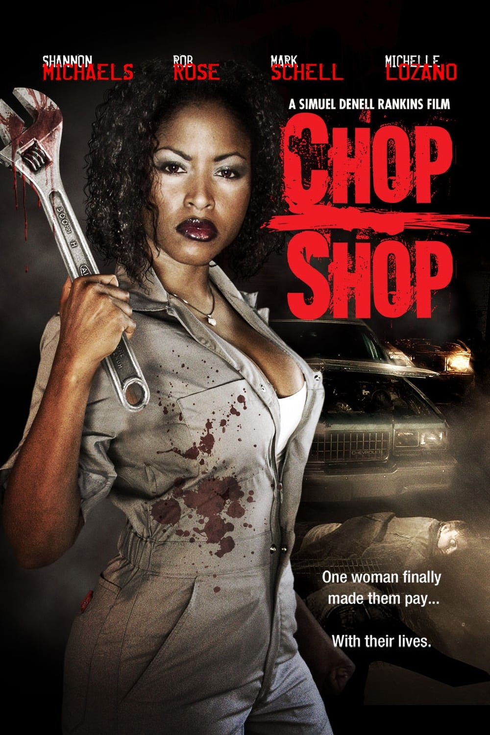 Chop Shop on FREECABLE TV