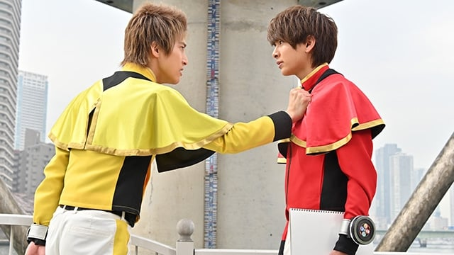 Super Sentai Season 44 :Episode 11  Repeating Time