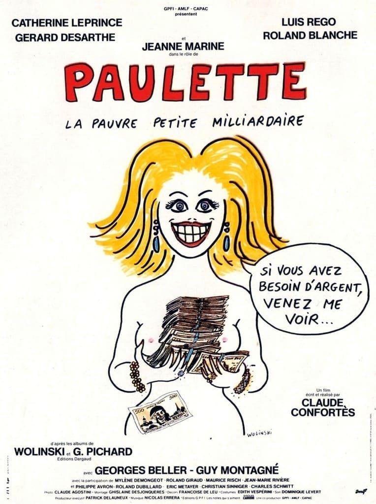Ver Paulette, la pauvre petite milliardaire Online HD Español (1986)