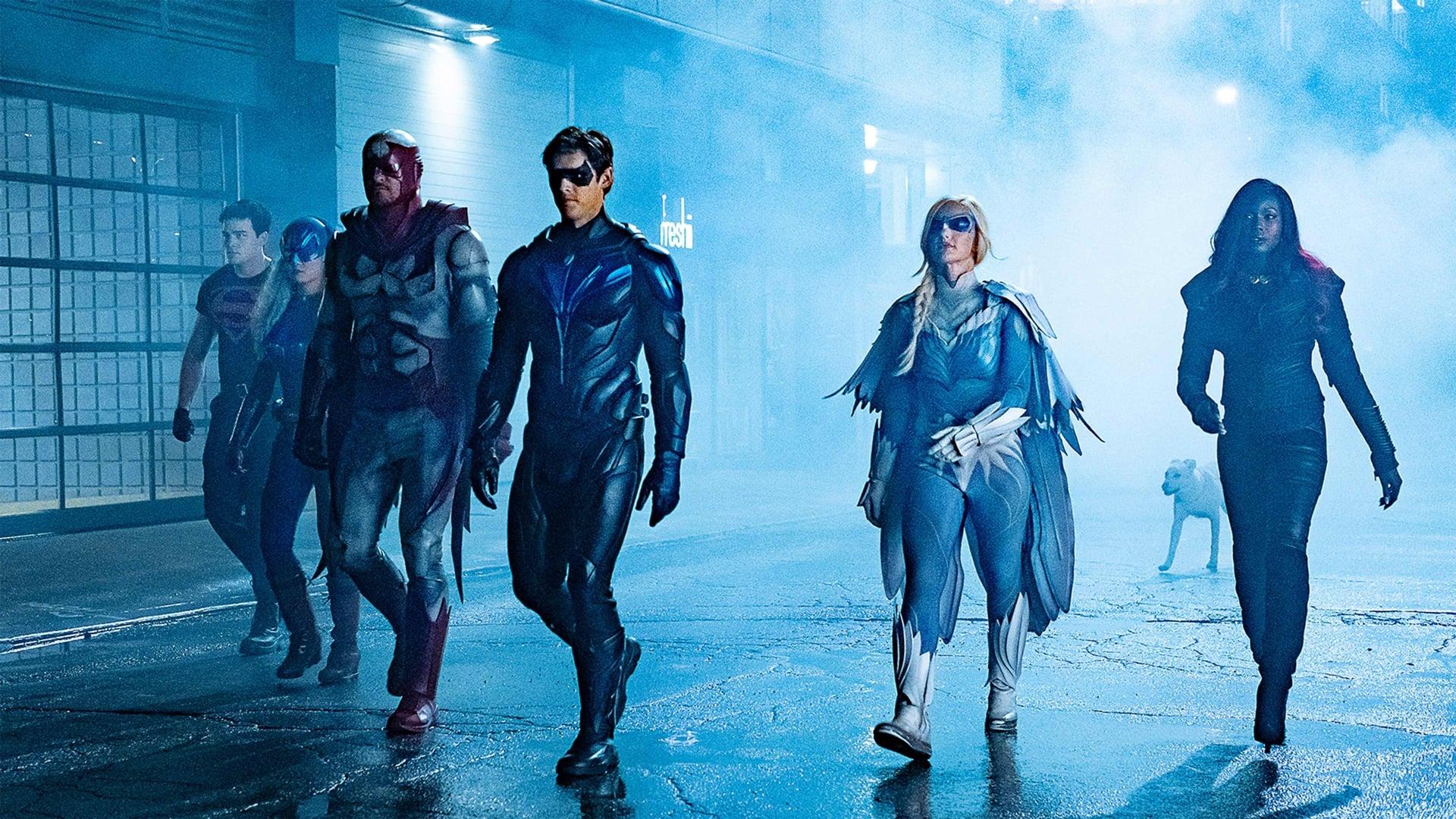 Titans Season 2 :Episode 13  Nightwing