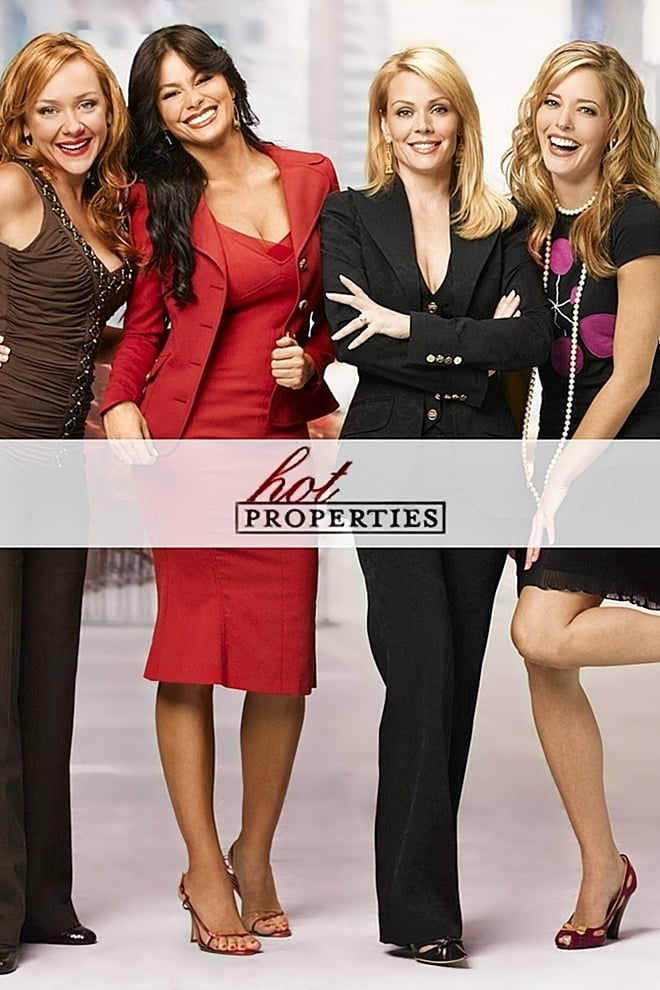 Hot Properties TV Shows About Female Friendship