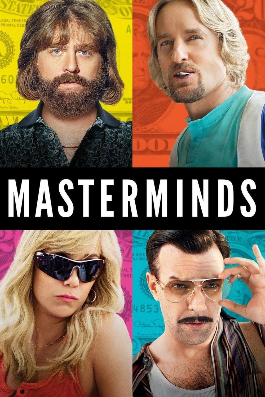 Mentes maestras (Masterminds)