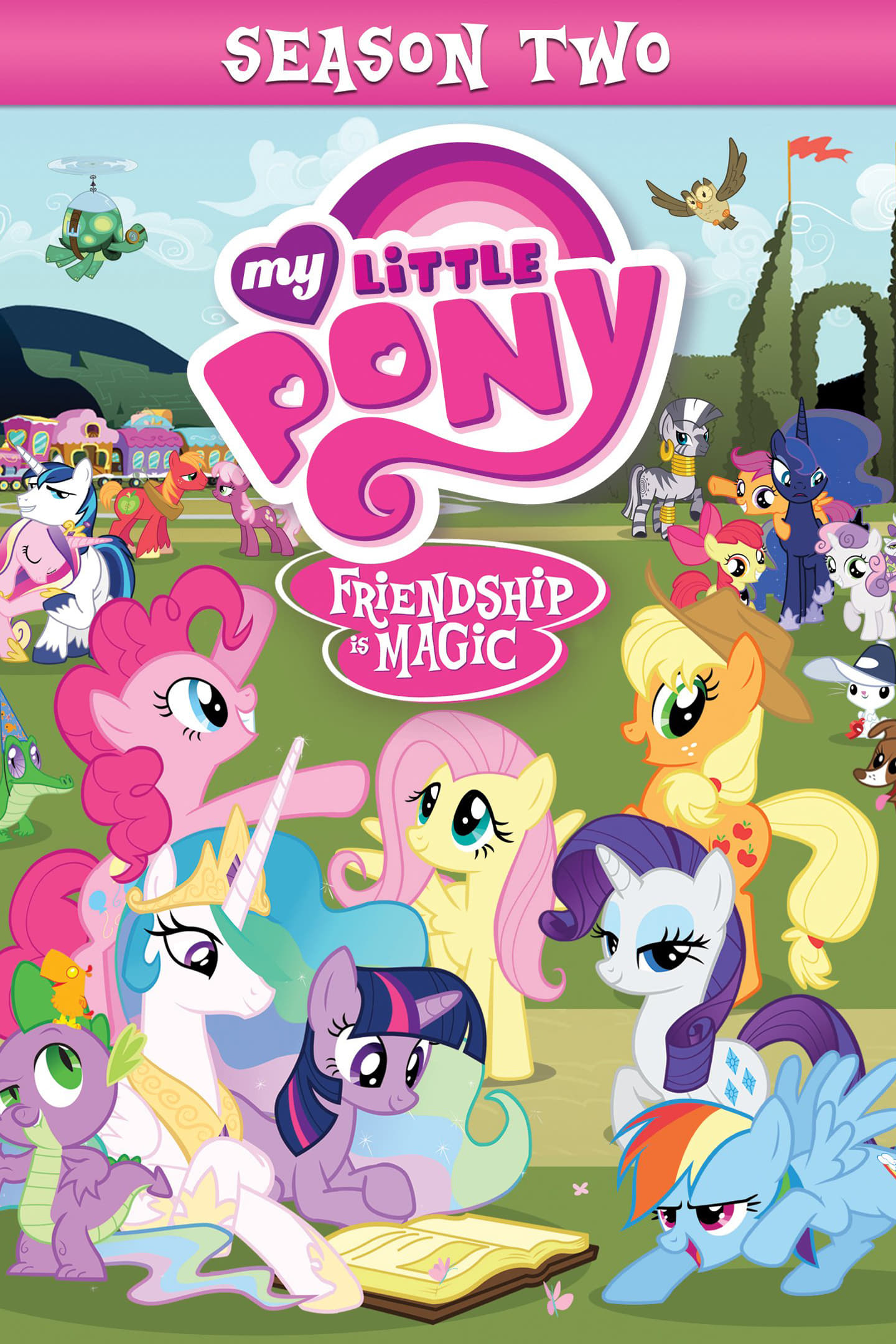 My Little Pony: Friendship Is Magic Season 2