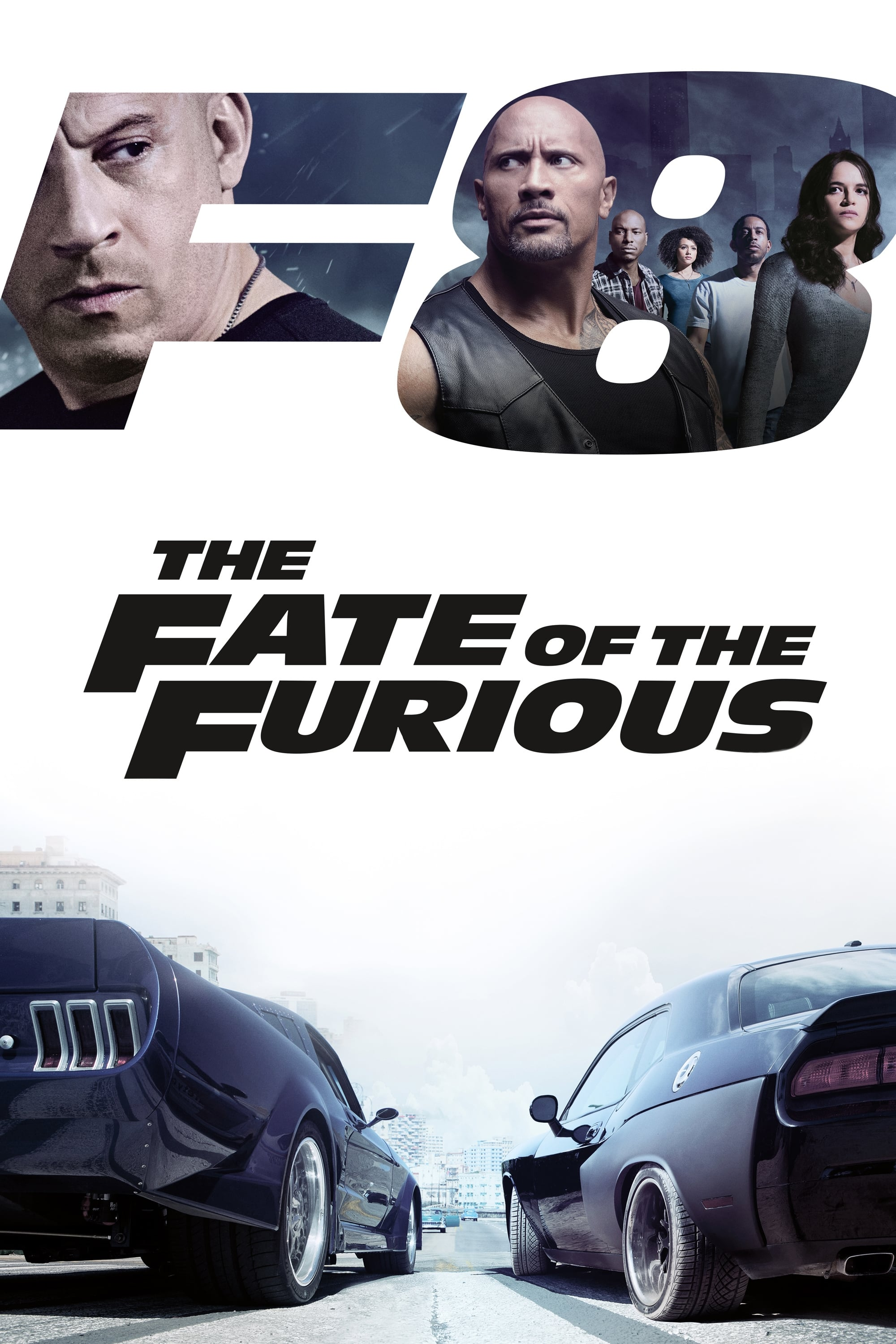 The Fate of the Furious / Μαχητές των δρόμων 8