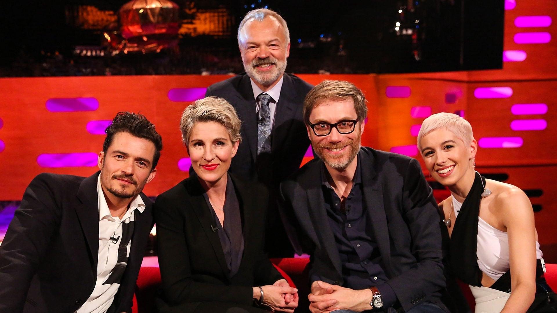 The Graham Norton Show Season 23 :Episode 4  Orlando Bloom, Stephen Merchant, Tamsin Greig, SuRie
