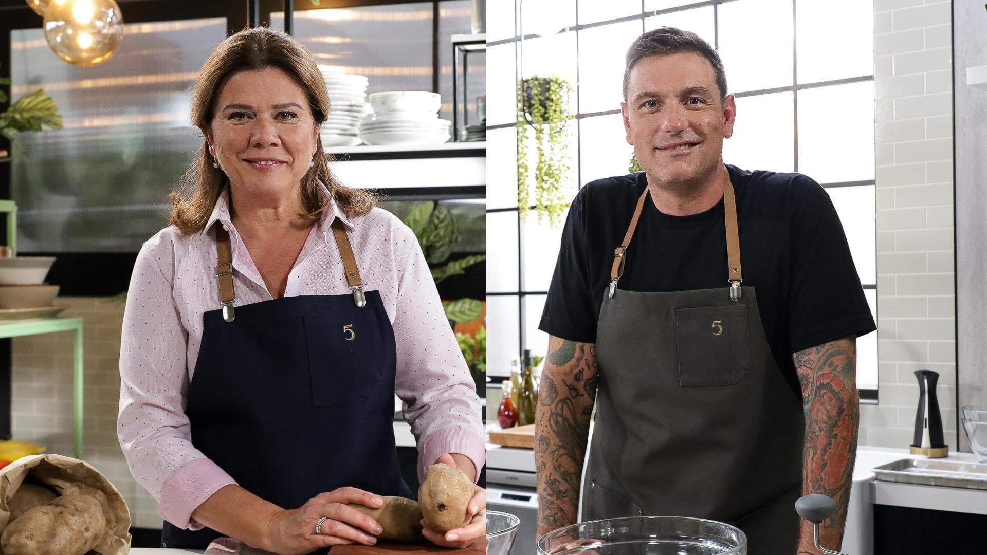 5 chefs dans ma cuisine Season 1 :Episode 5  Episode 5