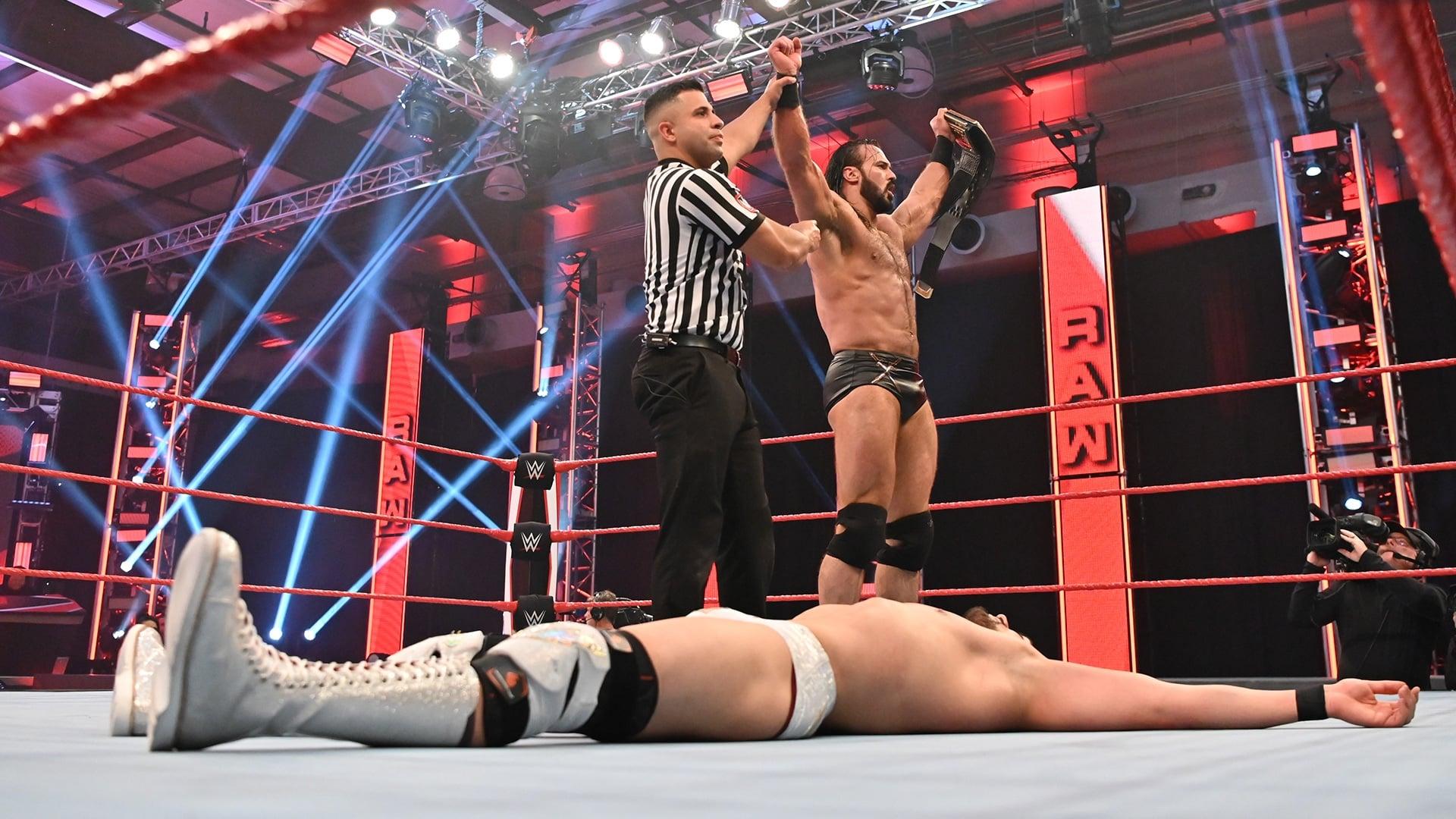 WWE Raw - Season 28 Episode 16 : April 20, 2020 (1970)