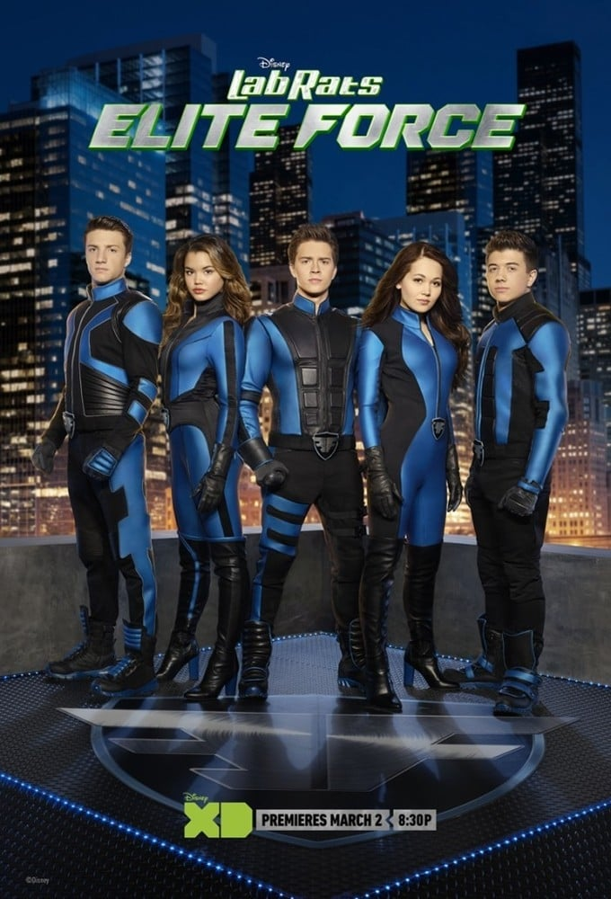 Lab Rats: Elite Force (2016)