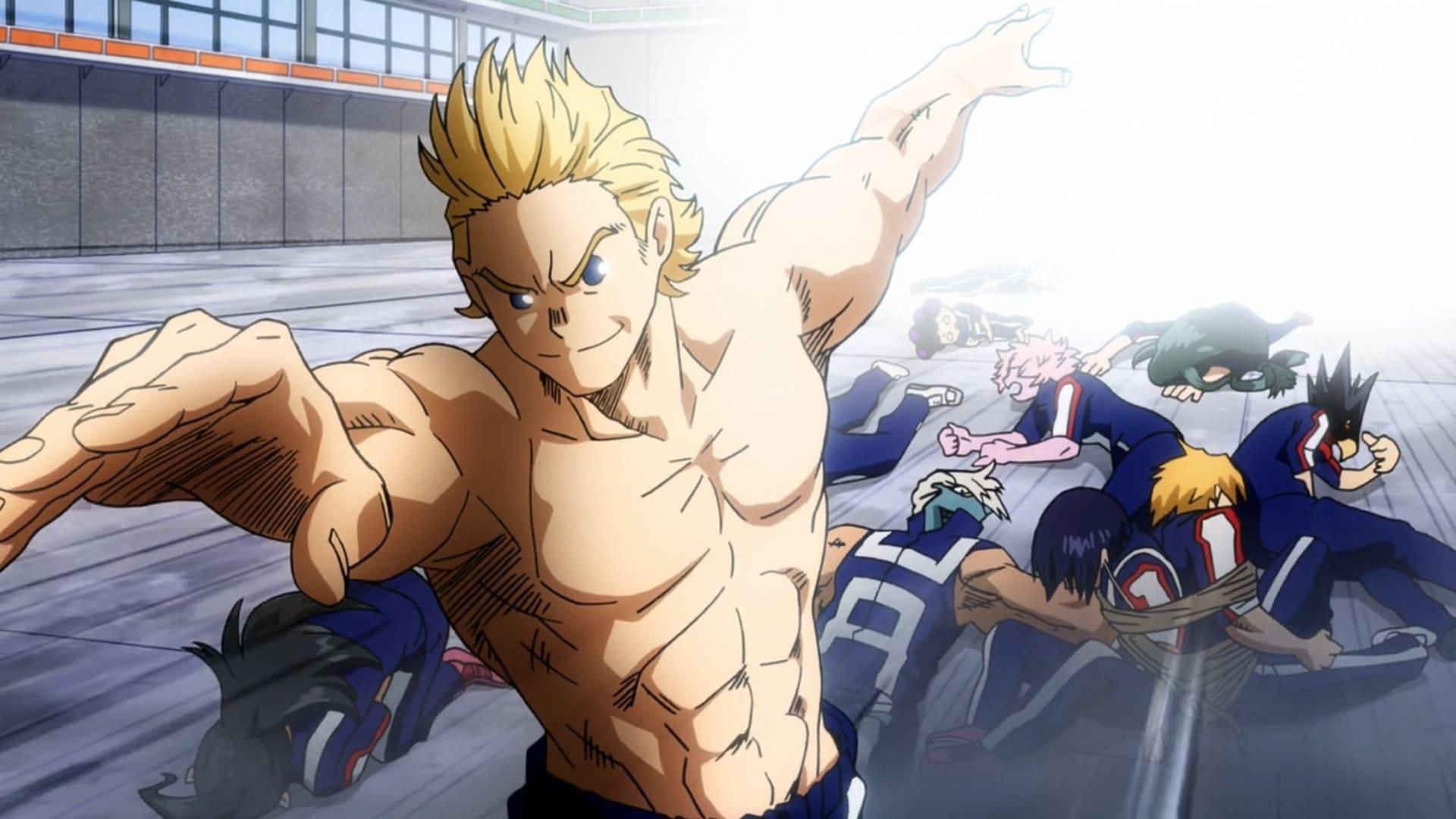 Streaming Boku no Hero Academia: S3 - Ep  25 Sub Indo Online
