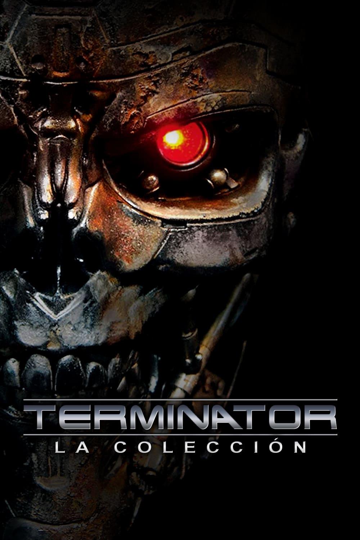Póster Terminator - La Colección
