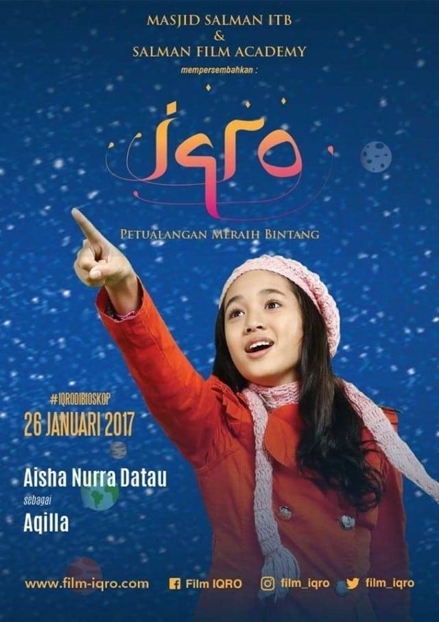 Iqro: Petualangan Meraih Bintang