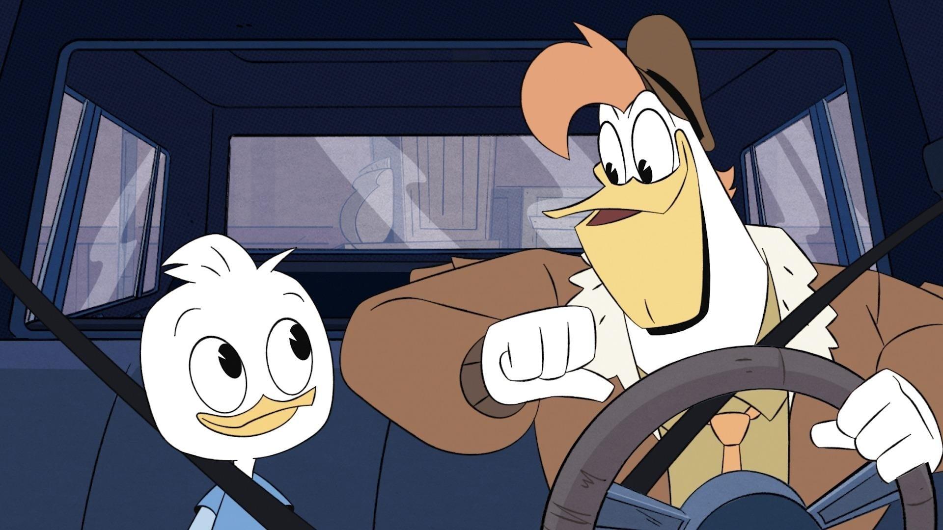 DuckTales Season 1 :Episode 11  Beware the B.U.D.D.Y. System!