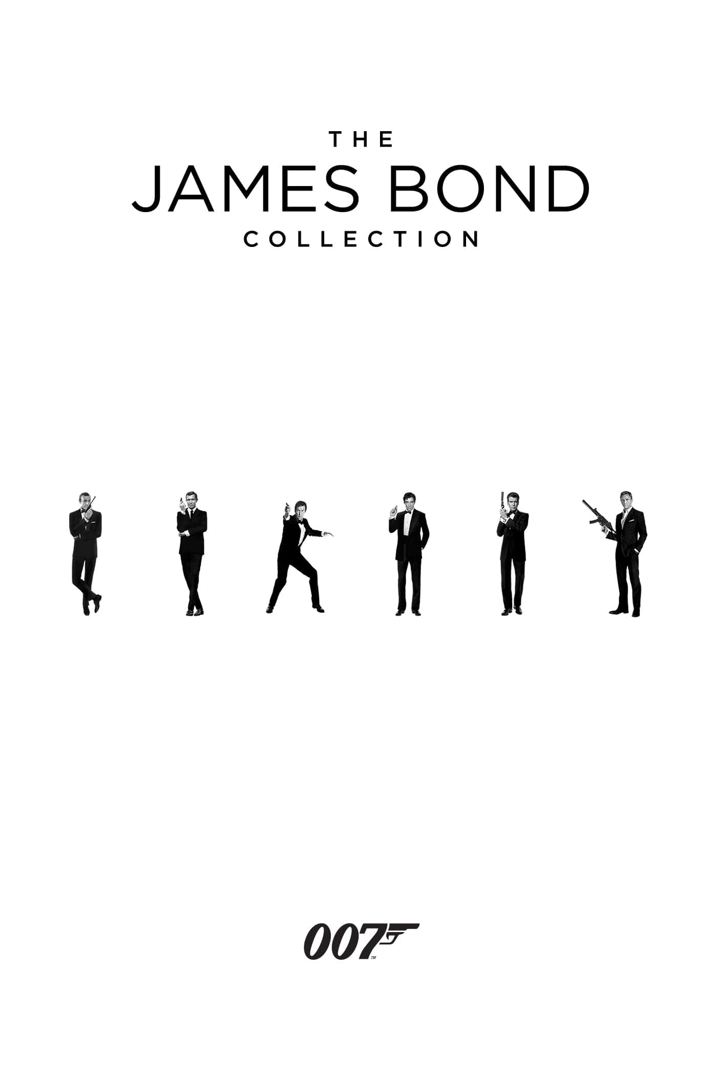 James Bond Collection  The Movie Database