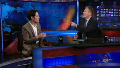 The Daily Show with Trevor Noah Season 15 :Episode 160 Paul Rudd