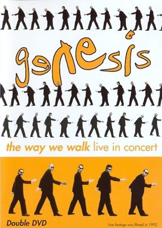 Genesis - The Way We Walk: Live in Concert (1993)