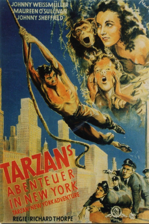Tarzan's New York Adventure wiki, synopsis, reviews - Movies Rankings!