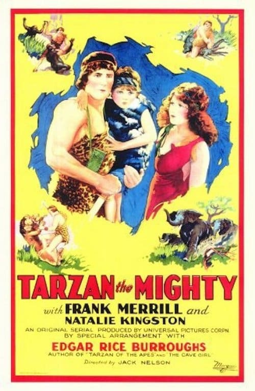 Ver Tarzan the Mighty Online HD Español (1928)