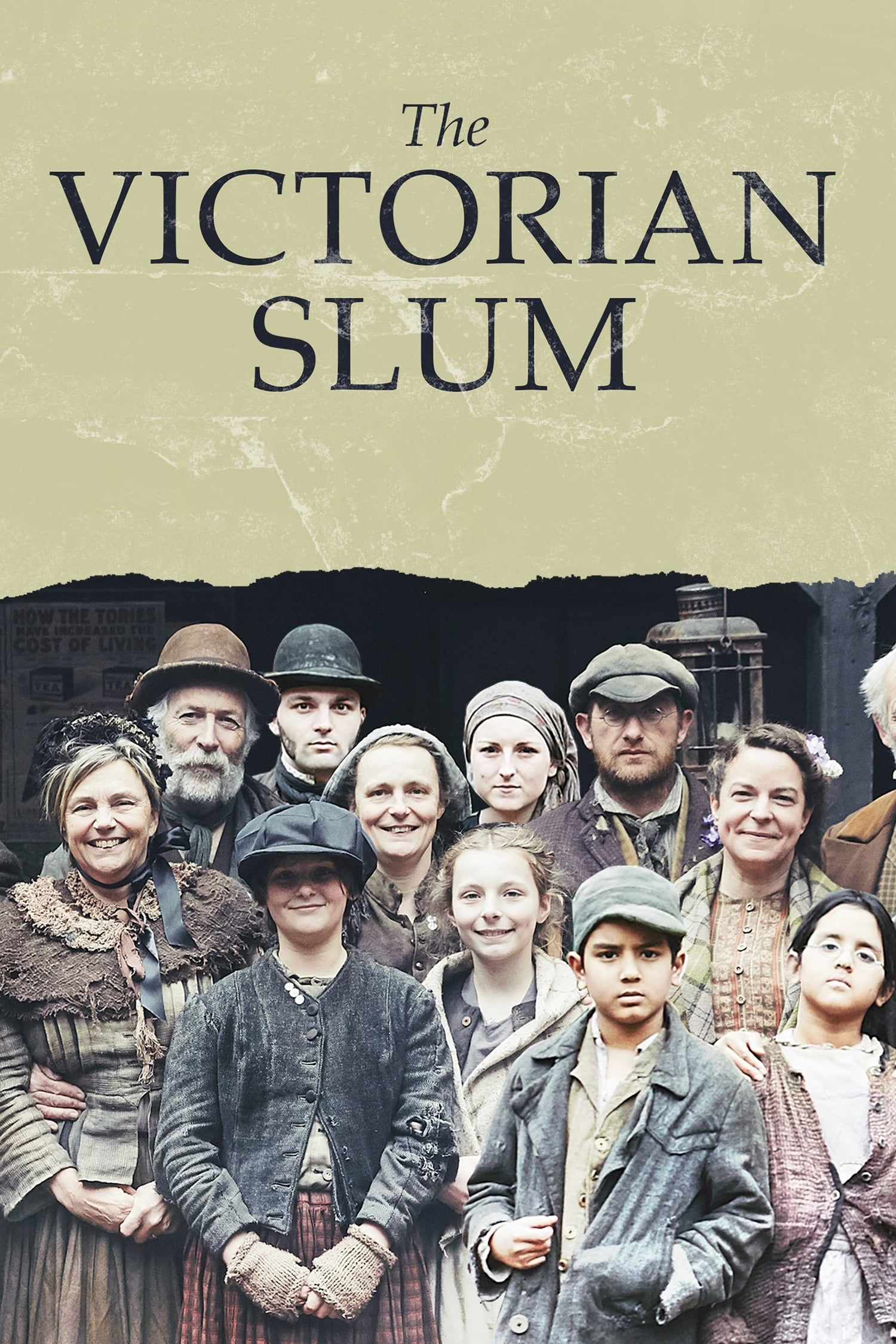 The Victorian Slum TV Shows About Victorian England