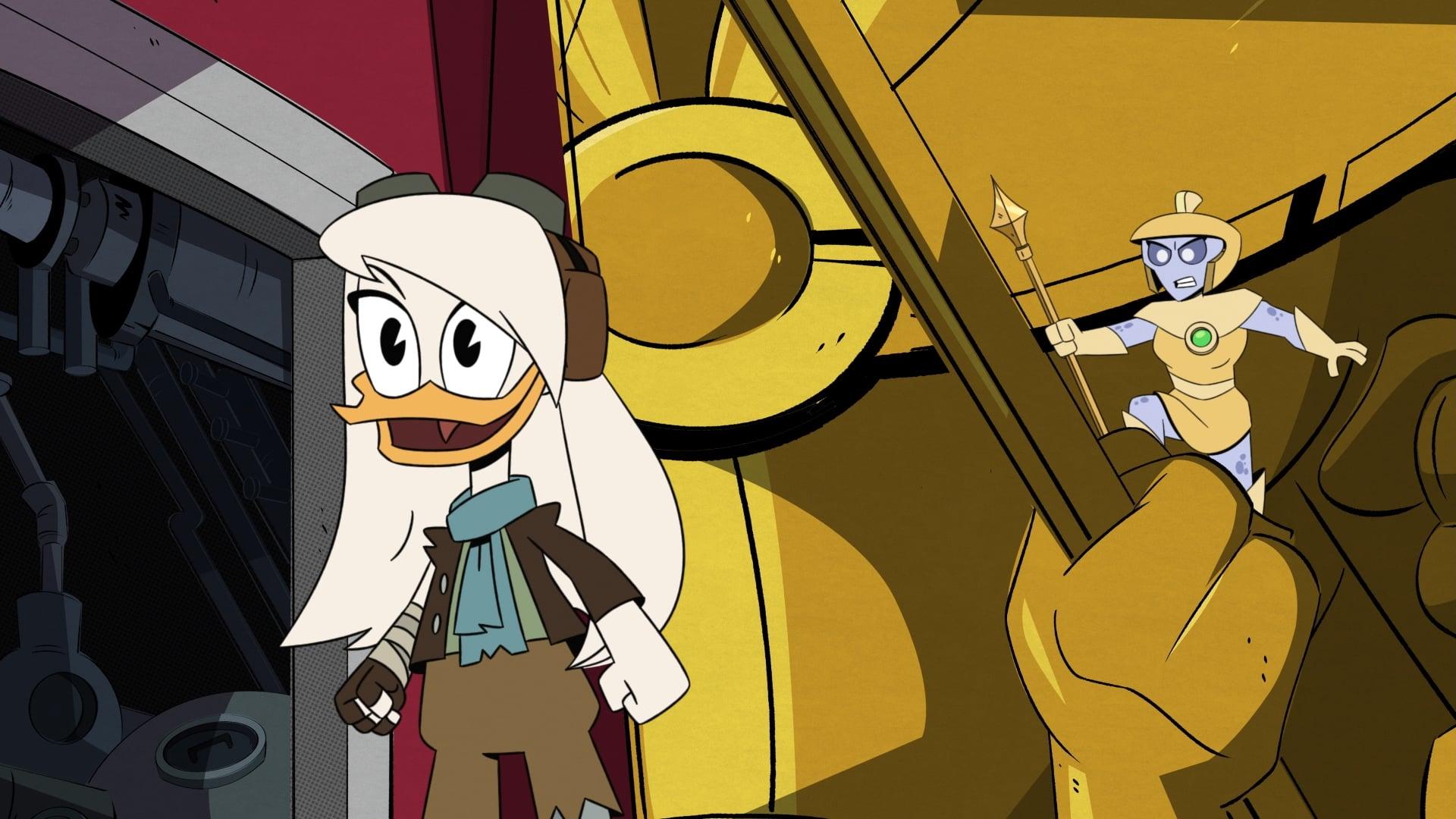 DuckTales Season 2 :Episode 11  The Golden Spear!