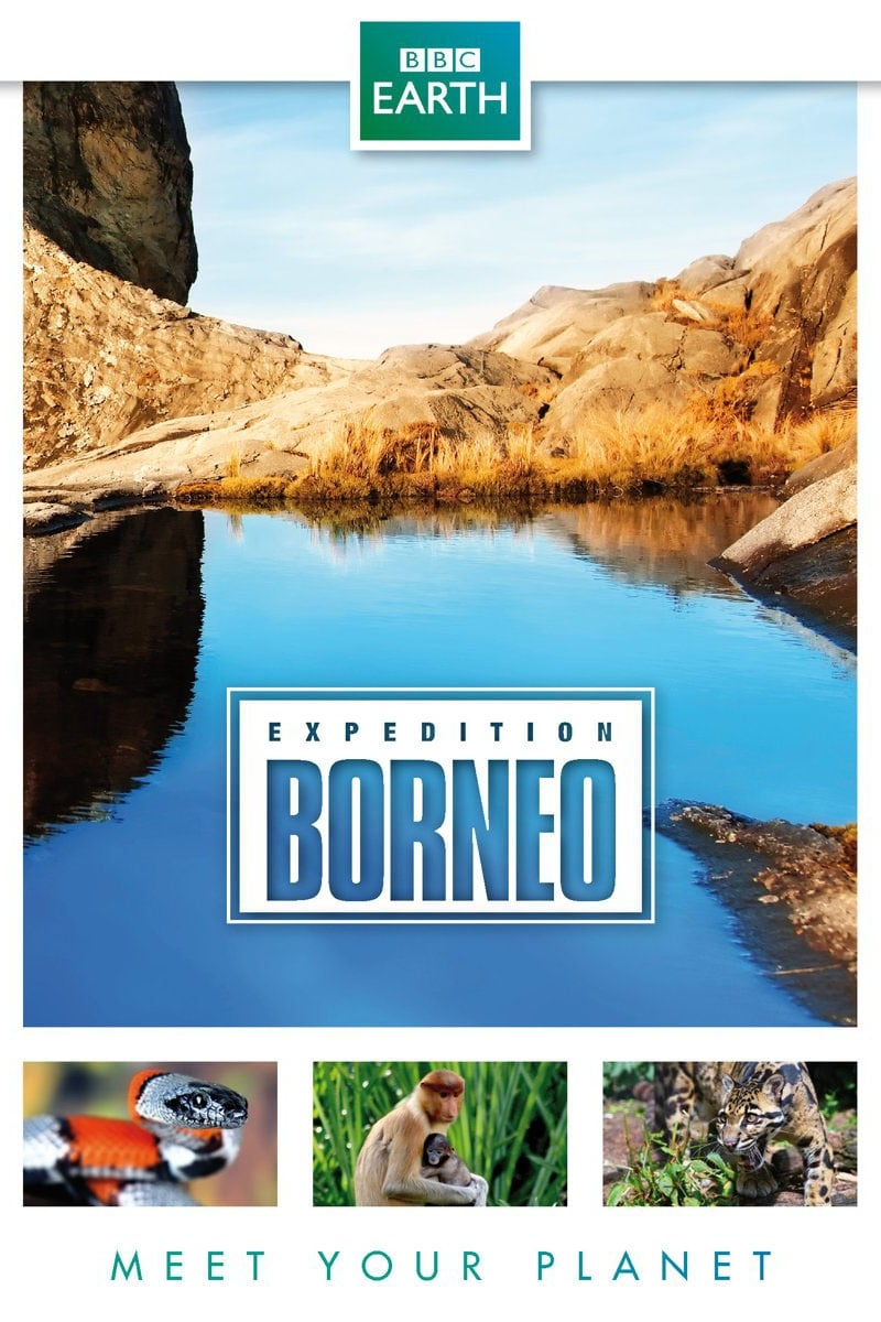 Expedition Borneo TV Shows About Expedition