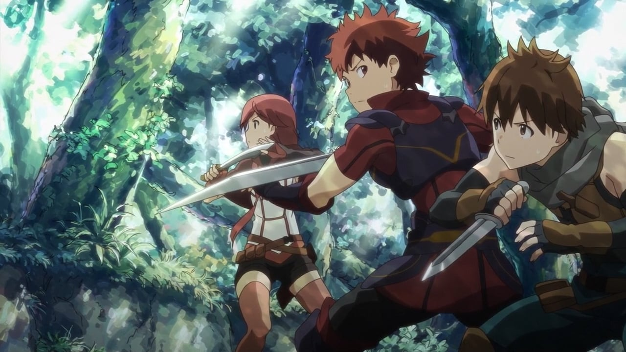 Grimgar Ashes And Illusions 1 Staffel 1 Folge Deutsch